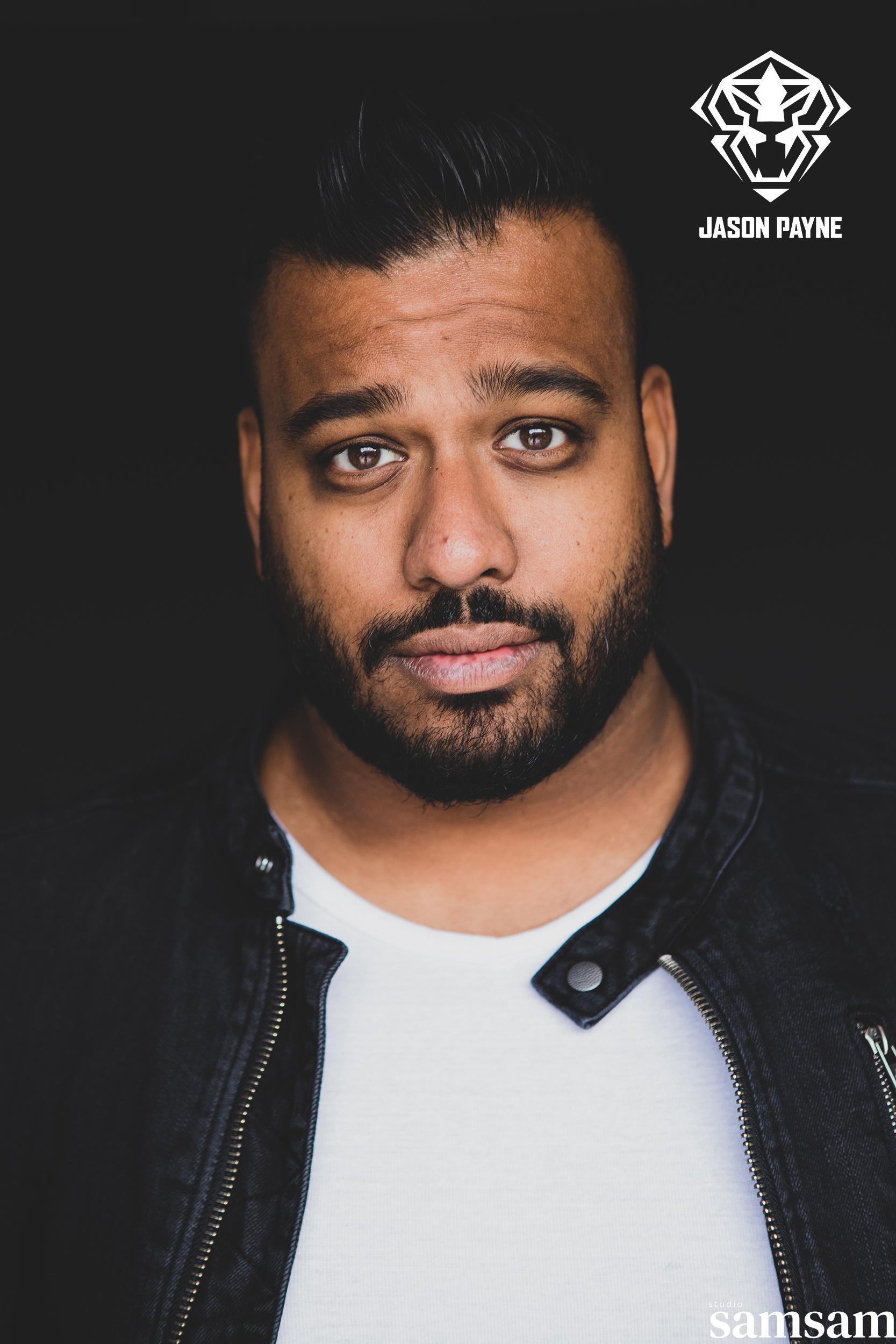 Jason Payne Sanjay portret studio samsam 2